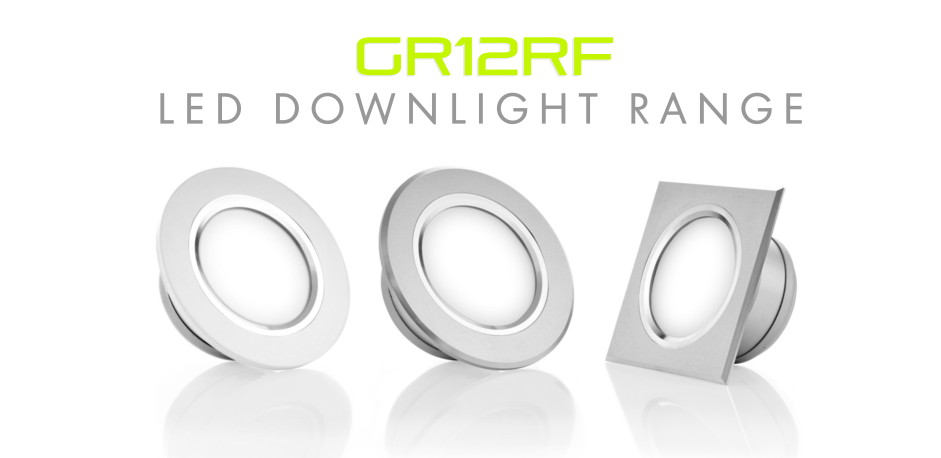 GR12RF Downlight Range 2